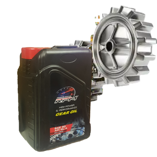 RPM Gear Oil 90